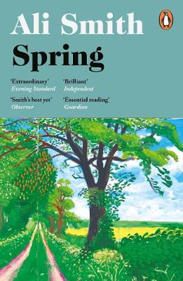 Spring – Seasonal Quartet by Ali Smith | 9780241973356