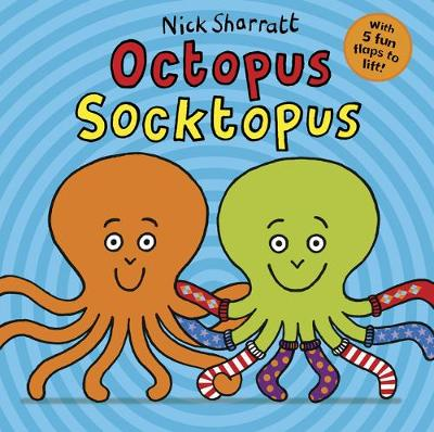 Octopus Socktopus by Nick Sharratt | 9780702300981