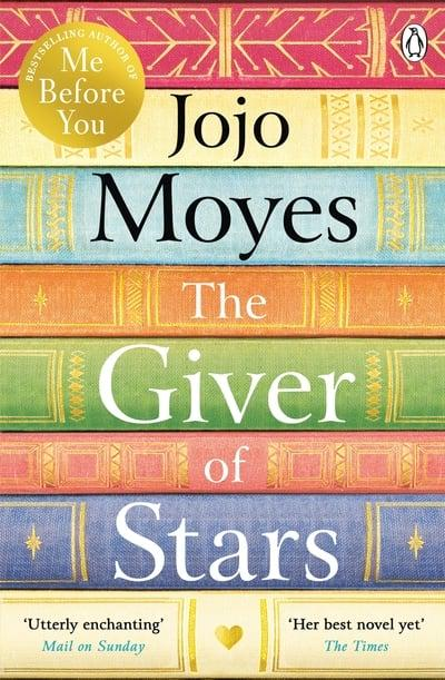 The Giver of Stars by Jojo Moyes | 9780718183219
