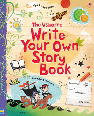 Write Your Own Story Book by Jane Chisholm