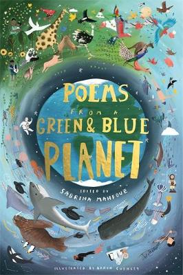 Poems from a Green and Blue Planet by Sabrina Mahfouz
