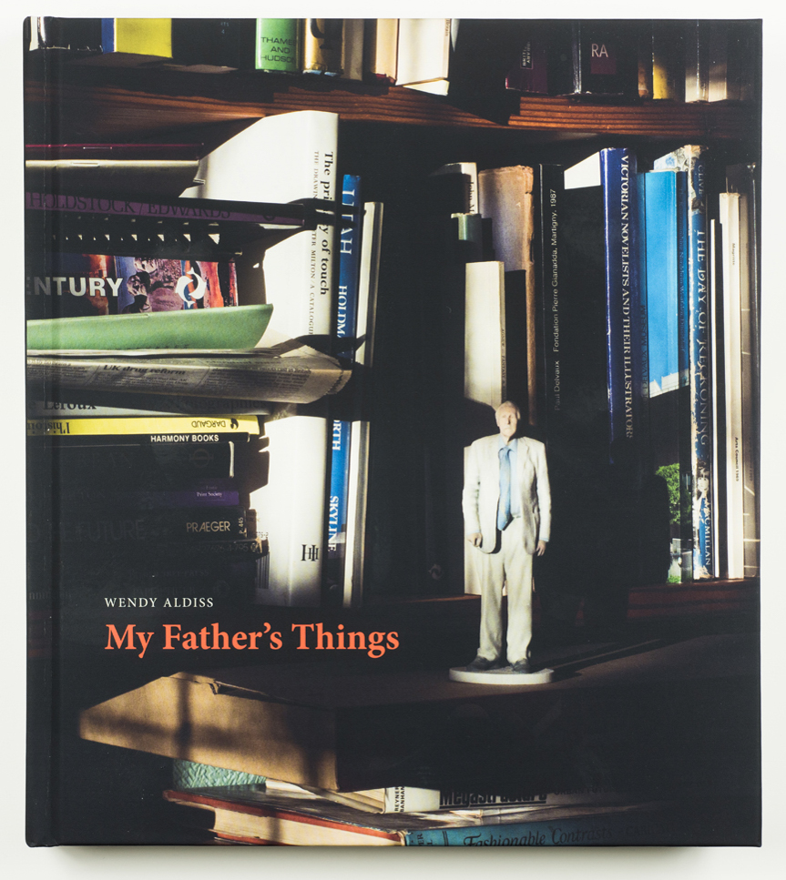My Father's Things by Wendy Aldiss