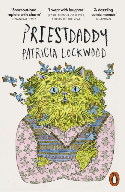 Priestdaddy by Patricia Lockwood | 9780141984599