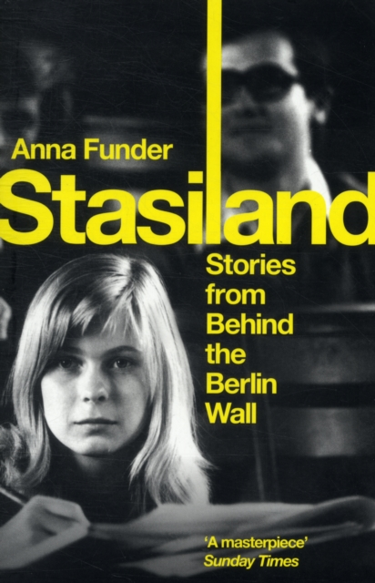 Stasiland by Anna Funder | 9781847083357