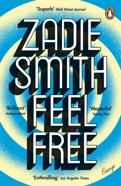 Feel Free by Zadie Smith | 9780241971024
