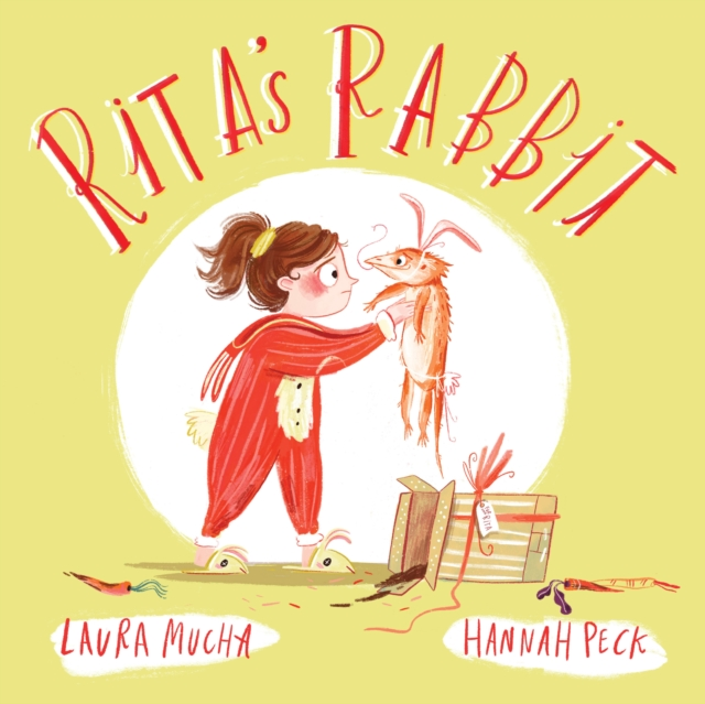 Rita's Rabbit by Laura Mucha & Hannah Peck | 9780571352746
