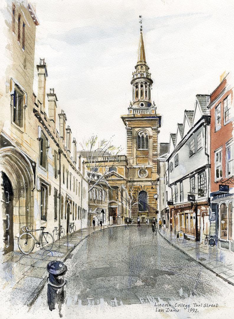 All Saints Church by Ian Davis |