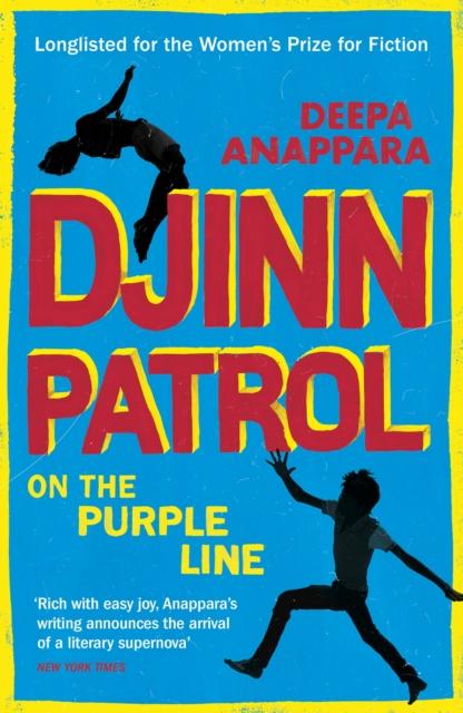 Djinn Patrol on the Purple Line by Deepa Anappara | 9781529111538