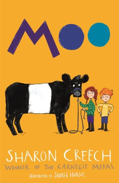 Moo by Sharon Creech | 9781913101176