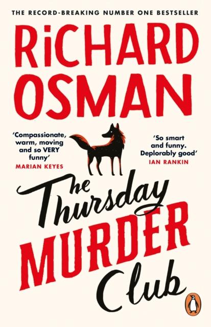 The Thursday Murder Club by Richard Osman | 9780241988268