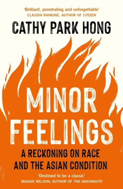 Minor Feelings by Cathy Park Hong | 9781788165594